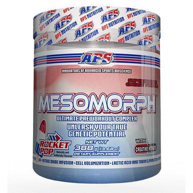 Mesomorph   Preworkout Supplement   APS Nutrition