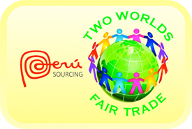Two Worlds Fair Trade Imports Logo