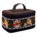 Embroidered Cosmetics Case  Colca Peru