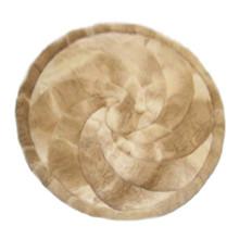 Alpaca Fur Rug - Design 02