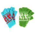 Child Fingerless Gloves