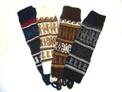 Alpaca Blend Hand Knit Leg Warmers Set Assorted Colors Adult