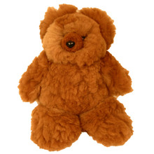 Hand Made 100% Alpaca Fur Teddy Bear  Made in Peru Fair Trade