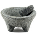 Traditional Mortar and pestle Molcajete Grinder