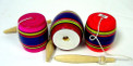 Balero Striped Painted Set