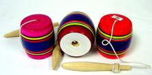 Balero Striped Painted Set