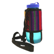 Water Bottle Holder Manta Hand Woven .5 Liter Sm