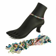 Daisy Bugle Anklet - One Dozen