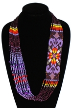 """The Star Story Necklace Tribal Style 22"""" Prize Collar"""