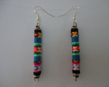 "Manta Chandelier Earrings 2"" Drop"