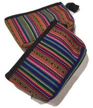 Assorted Make Up Pouch Zippered Peru Artisan Made