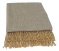 "100% Alpaca Small Squares Fantasia Blanket 60"" x 84"""