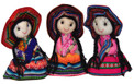 "Classic Doll Peru Assortment 5"" Costumes"