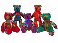 Manta Teddy Bear in Cotton