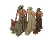 Yarn Alpaca Plush Dolls Assortment