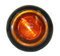 "ECVML750GSA, Sound Off 3/4"" LED Marker Light  (Amber)"