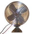 7200/600-7 Baader Brown 7200 Fan with 600-7 Base