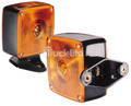 4872AA, Truck Lite GM Front Turn Signal (Amber/Amber)