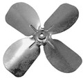 7200-4,  Baader Brown Metal Fan Blade
