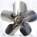 "727CCWA,  7"" Fan Blade (CCW, 1/4"" Bore)"