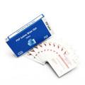 "R213005, 1"" x 2"" Iodine Wipes #752 (10 Boxes of 10)"