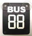 """RC-SC2B,  Route Changer with Suction Cups """"Bus"""""""