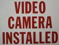 UB319, Video Camera Installed