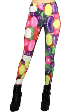 Jellybean Leggings - Plus Size