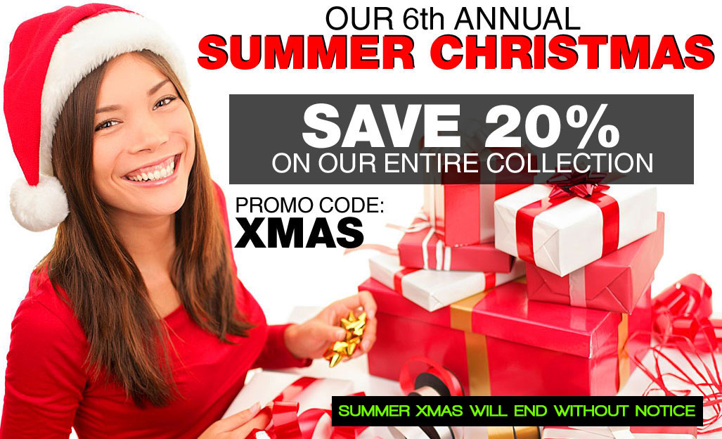 Christmas in July Legging Sale