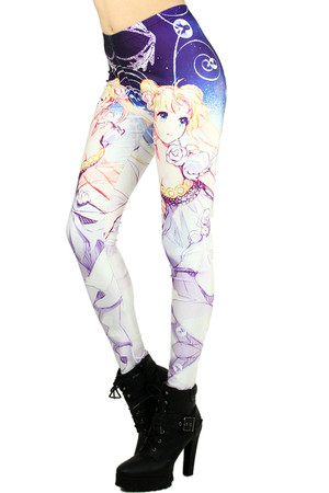 Princess Moon Leggings