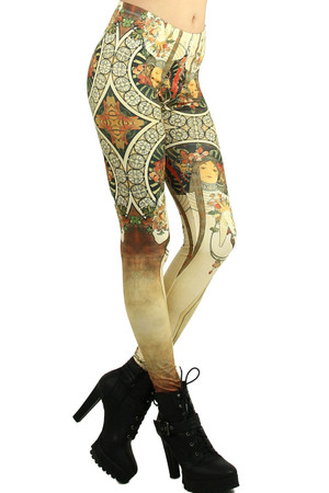 Nouveau Goddess Leggings