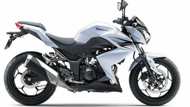 Kawasaki Ninja Z250 Carbon Fiber Parts