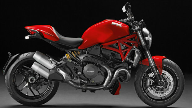 Ducati Monster 1200 Carbon Fiber Parts Index