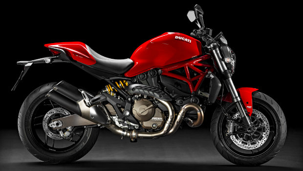 Ducati Monster 821 Carbon Fiber Parts Index