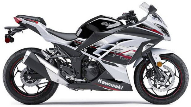 Kawasaki Ninja 250R, 300 Carbon Fiber Parts Index.