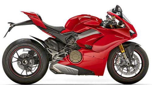 Ducati Panigale V4 Performance Parts