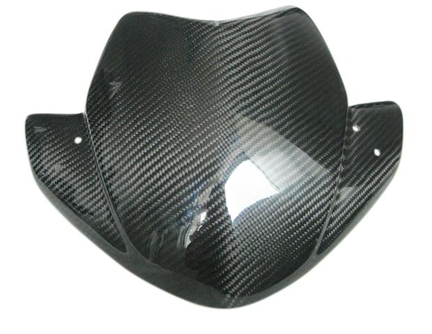 Front Fairing In 100 Carbon Fiber For Triumph Street Triple R 07 10