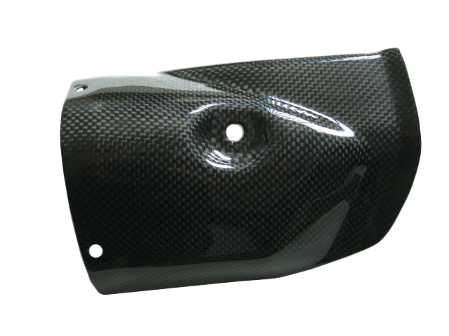 Yamaha r6 carbon fiber parts for Yamaha r6 carbon fiber exhaust