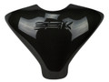 Tank Cover in Glossy Twill Weave Carbon for Kawasaki Z1000SX