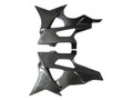 Glossy Plain Weave Carbon Fiber Belly Pan for BMW S1000RR 2009-2014