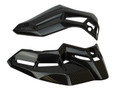 Belly Pan in Glossy Twill Weave Carbon Fiber for Kawasaki Z900 2017+