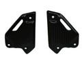 Heel Guards in 100% Carbon Fiber for Kawasaki Z900 2017+