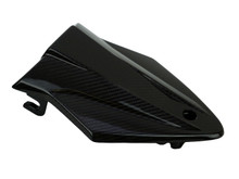 Seat Cowl in Glossy Twill Weave Carbon Fiber for BMW S1000RR, S1000R 2015+