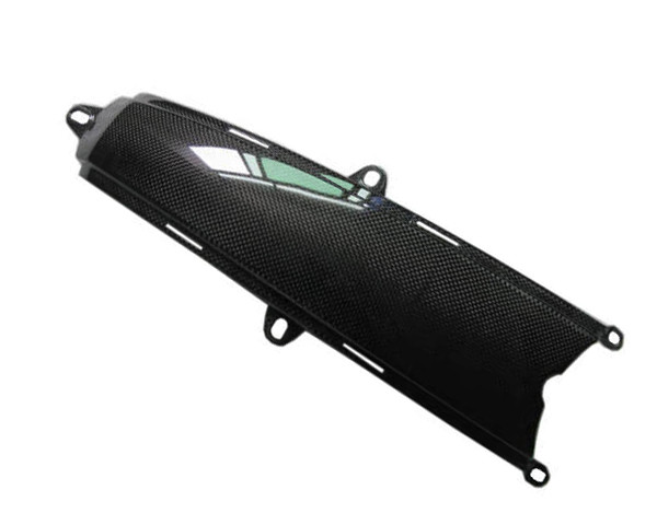 Lower Tank Cover In 100 Carbon Fiber For Ducati Monster 696 796