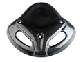 Glossy Twill Weave Clutch Cover Cover for MV Agusta Turismo Veloce 800 2015+