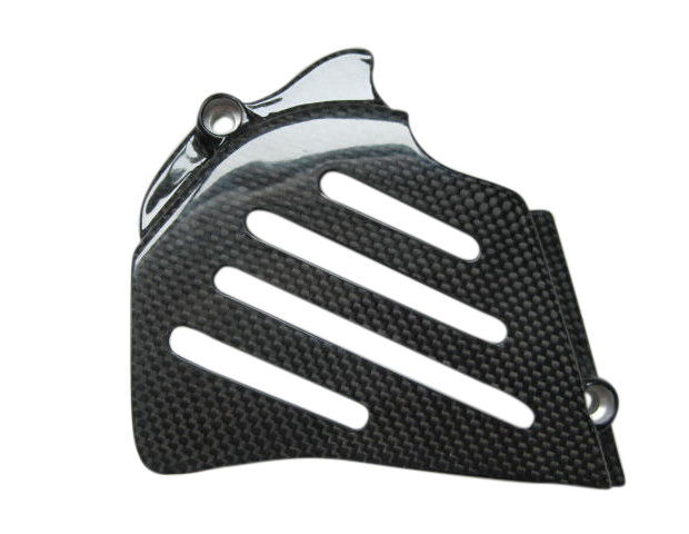 Sprocket Cover In 100 Carbon Fiber For Ducati Monster S2r S4r All