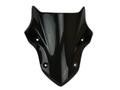 Windscreen in Glossy Twill Weave Carbon Fiber for Kawasaki Z900