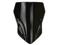 Larger Windscreen in Glossy Plain Weave Carbon Fiber for Kawasaki Z900
