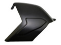 Swingarm Cover in Matte Plain Weave Carbon Fiber for Ducati Panigale V4