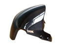 Front Fender in Glossy Twill Weave Carbon Fiber for KTM RC8 2008+ (Also fits 1290 Super Duke)